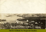 Bird's eye view, Ft. Ransom, N.D.
