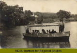 On the Sheyenne, Fort Ransom, N.D.