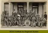 Fort Totten Indian School band