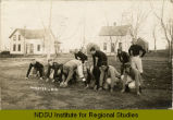 Inkster, N.D. football team