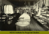 Interior of general store