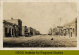 Main Street, Lidgerwood, N.D.