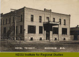 Hotel Terrett, Michigan, N.D.