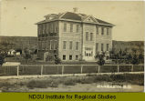 Marmarth, N.D. high school
