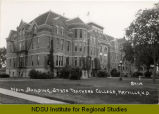 Main Building, State Teachers College, Mayville, N.D.