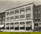 Front of Herbst Department Store, Fargo, N.D.