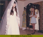 Bridal show, Herbst Department Store, Fargo, N.D.