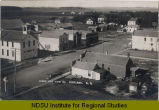 Birds eye view of Portland, N.D.