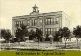 High School, Sarles, N.D.