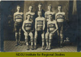 Stanley basketball team, 1920