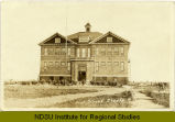 High School, Steele, N.D.