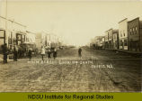 Main Street looking south, Souris, N.D.