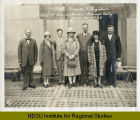 North Dakota Delegation, G.O.P. Convention, Kansas City, June 12 - 1928