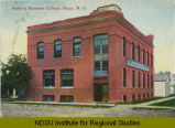 Aaker's Business College, Fargo, N.D.