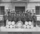 Fargo lodge drum and bugle corps, Ancient Order of United Workmen, 1931 convention, Fargo, N.D.