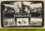 Greetings from Enderlin, N.D.
