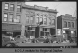 Buildings in 300 block, Broadway, Fargo, N.D.