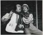 I. M. Hobson and John Remme in scene from The Fantasticks