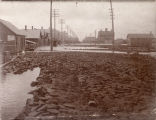Fargo, N.D. flood scene from 1897