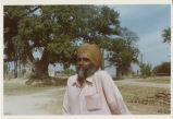 Unidentified Punjabi man