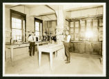 Laboratory, water treatment plant, Fargo, N.D.