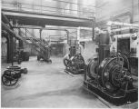 High service pumps, water treatment plant, Fargo, N.D.