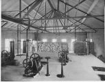Chemical room, water treatment plant, Fargo, N.D.