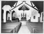 Grace Lutheran Church interior, Fargo, N.D.
