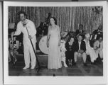Performers at a dance, Fargo, N.D.