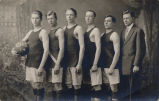 Casselton High School basketball team, Casselton, N.D.