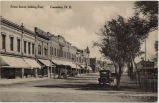 Front Street, looking east. Casselton, N.D.