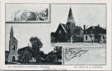 St. Stephen's Episcopal Church and St. Leo's Roman Catholic Church, Casselton, N.D.