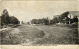Main Street, looking north, Hankinson, No. Dak.