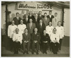 Moose Lodge group portrait, Fargo, N.D.