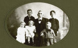 Patrick Pierce and grandchildren