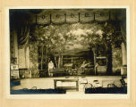 Actors on stage at Grand Theatre, Fargo, N.D.