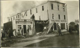 Norred Hotel fire, Killdeer, N.D.