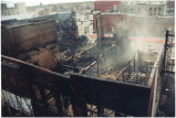 Ruins of the Tropics Nightclub fire, Fargo, N.D.,April 31, 2000