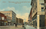 First Avenue, Y.M.C.A. and Gardner Hotel, Fargo, N.D.