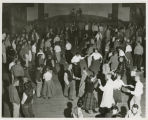YMCA dance at the Crystal Ballroom, Fargo, N.D.