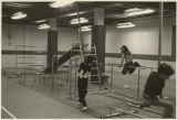 Children playing in the Activity Center, YMCA, Fargo, N.D.