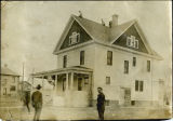 Alpha Mu fraternity house, 1414 12th Avenue N., Fargo, N.D.