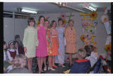 Teen Fashion Show, Herbst Department Store, Fargo, N.D.