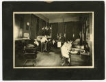 Insurance Dept. Office force, about 1920