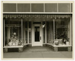 Exterior of Treasure Island Gift Store, 220 Broadway, Fargo, N.D.