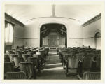 Interior of E. F. Moore Funeral Home Chapel, Fargo, N.D.