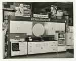 Westinghouse kitchen display, at Levitz Furniture, Fargo, N.D.