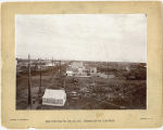 Ruins of the Fargo Fire, June 7th, 1893. Estimated Loss over $3,000,000.00.