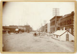 Broadway looking north, Fargo, N.D.