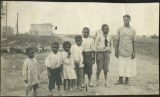 African American family in North Dakota